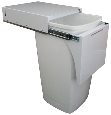 2711-50-Litre-White-Kitchen-King-Waste-Bin-Door-Mounted