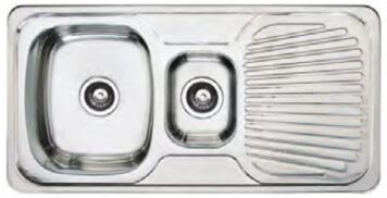 2729-Veronar-Matrix-Left-Hand-One-and-Half-Bowl-Single-Drain-Sink