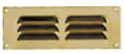 3069-Polished-Brass-Vent-105mm-x-30mm-VB981