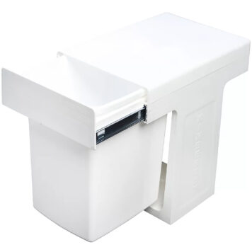 Kimberley 15 Litre Single Slide Out Kitchen Bin 13 10 012