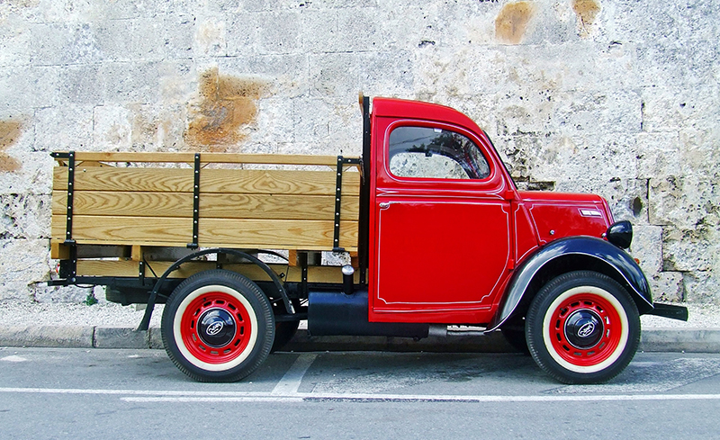 Ford Delivery Truck Faq Link